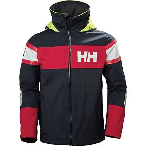 [ヘリーハンセン] メンズ ジャケット&ブルゾン Salt Flag Jacket [並行輸入品] B07DJ11LHS M