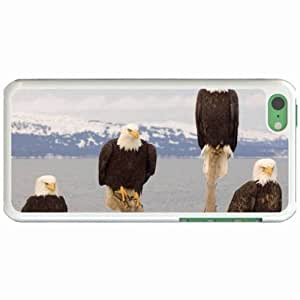 Lmf DIY phone caseCustom Fashion Design Apple iphone 4/4s Back Cover Case Personalized Customized Diy Gifts In Eagles chillin WhiteLmf DIY phone case