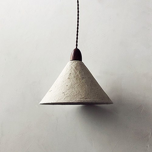 IAWlight Lamp of Papers as a Hanging Lamp Interior Lighting Room Living Room Children's Room Kitchen Exotic Room Asian Lights