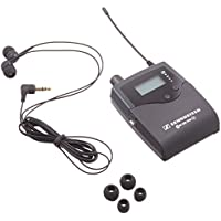 Sennheiser Ek 300Iem G3 - Diversity Bodypack Receiver with IE4 Ear Buds For Wireless Monitoring - B Range (626-668 Mhz)