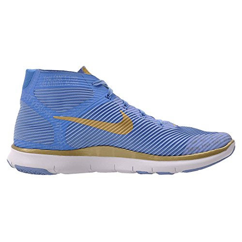 Nike Free Train Instinct Hart Herren Cross Trainingsschuhe Blau