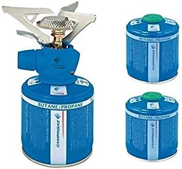 ALTIGASI Hornillo de gas de camping Twister Plus marca ...