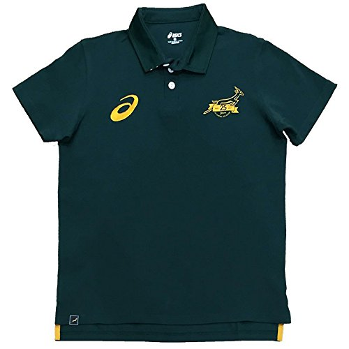 South Africa Springboks Fan Rugby Polo 2017 - Bottle ()