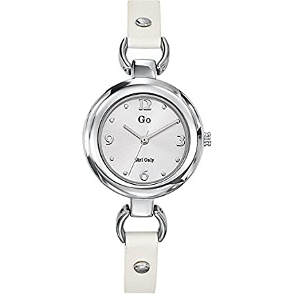 GO, Girl Only Analogue Silver Dial Women's Watch - 698306