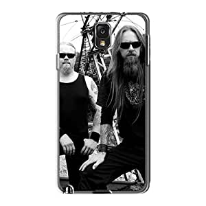 Scratch Protection Cell-phone Hard Covers For Samsung Galaxy Note3 With Customized Fashion Emperor Band Series JonBradica