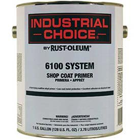 6100 System 5 Gallon Red Industrial Choice Shop Coat Primer
