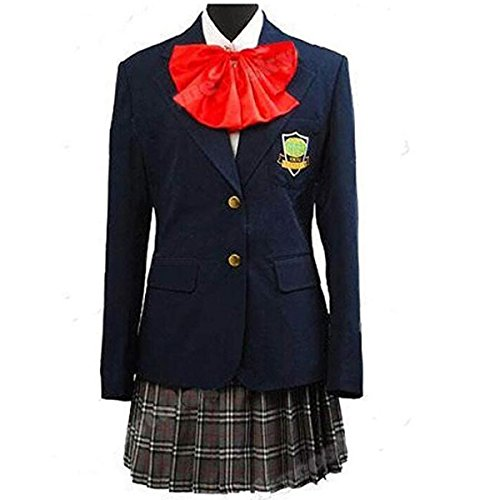 NSOKing Womens Gogo Yubari School Bill Uniform