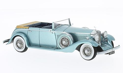 Rolls Royce Phantom II Hooper Tourer Resin Model Car Matrix Scale Models