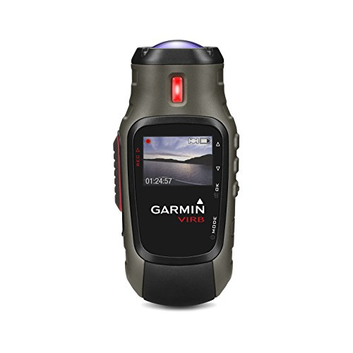 Garmin Virb Elite Camera Dark
