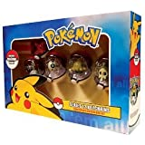 Pokemon Diamond and Pearl Poke Ball Keychain Series 15-Pikachu