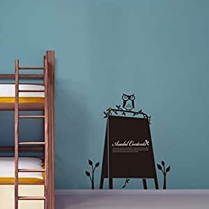 Children'S Room Bedroom European And American Owl Wall Stickers