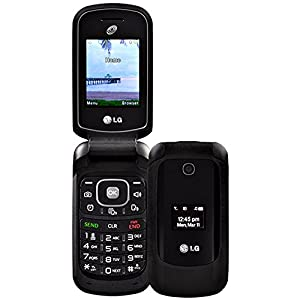 Amazon.com: LG 236C Mobile Phone | TracFone: Cell Phones