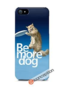 Be More Dog - Iphone 5/5s Cover by icecream design