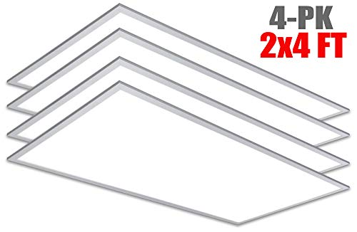 Led Recessed Lighting 2X4