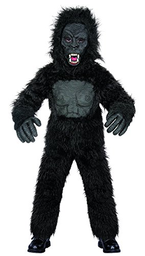 Gorilla Costume, Large (Gorilla Costumes Child)