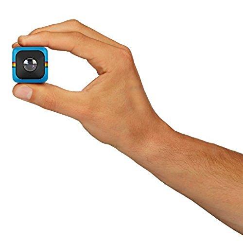 عروض Polaroid Cube HD 1080p Lifestyle Action Video Camera (Blue)[Discontinued by Manufacturer]