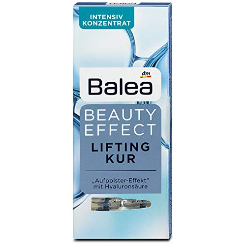 - Balea Beauty Effect Lifting Treatment Ampoules With Hyaluronic Acid 6pack 6x(7x0.03 fl.oz.)