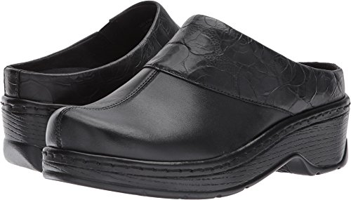 Klogs Usa Mackay Black Eagle Womens Clog Style Size 6M by Klogs