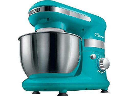 Sencor STM3017TQ-NAA1 Stand Mixer, Solid Turquois