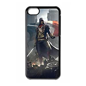 Assassin'S Creed Ii iPhone 5c Cell Phone Case Black Gift pjz003_3390065