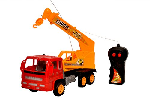 Sunshine Remote Control Construction Truck, 2 Channel…