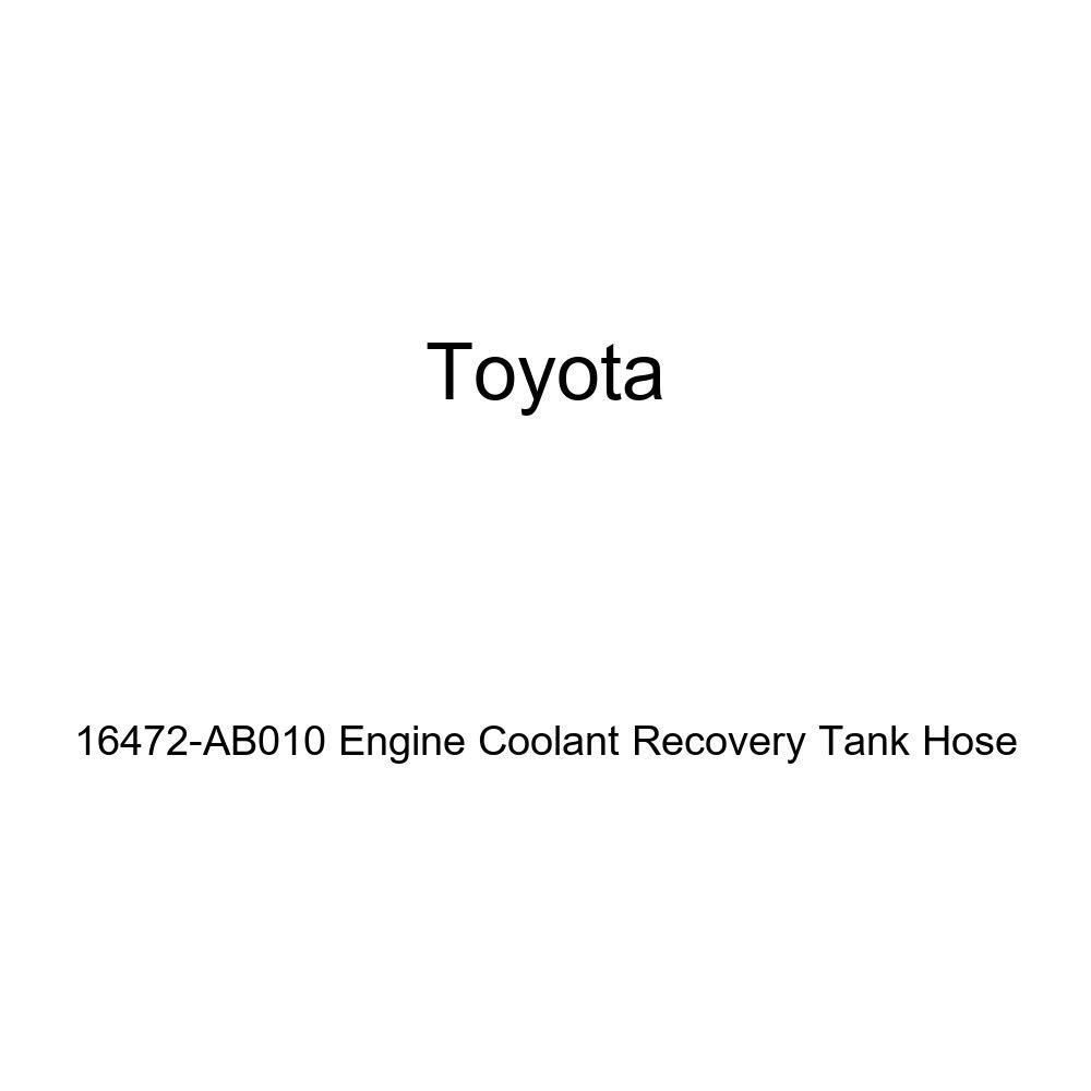 Toyota 16472-AB010 Engine Coolant Recovery Tank Hose