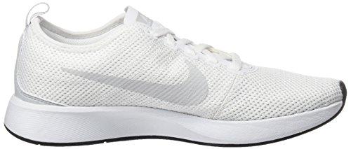 Pur Femmes Blanc Platine blanc Racer Dualtone Nike Cass Chaussures W De Competition Pour Noir Course qnT817