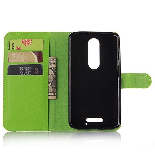 Funda Motorola MOTO Droid Turbo 2,Manyip Caja del teléfono del cuero,Protector de Pantalla de Slim Case Estilo Billetera con Ranuras para Tarjetas, Soporte Plegable, Cierre Magnético C
