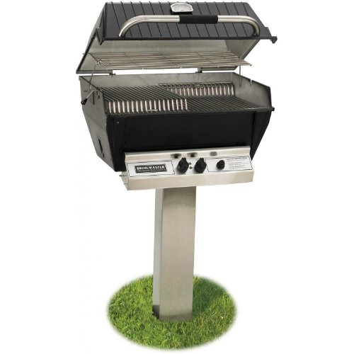 Broilmaster P3-xfn Premium Natural Gas Grill On Stainless Steel In-ground ()
