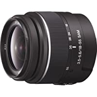 Sony DT 18-55mm F3.5-5.6 SAM SAL1855 - International Version (No Warranty)