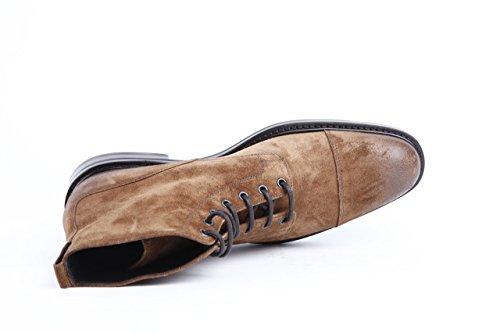 Tom Ford Herren Schuhe Leder Hellbraun 44.5