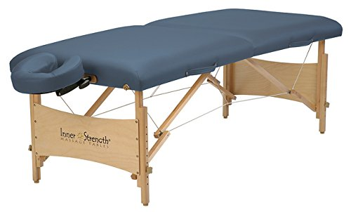 Earthlite Inner Strength Element Portable Massage Table Package, Agate, 40 Pound by Earthlite