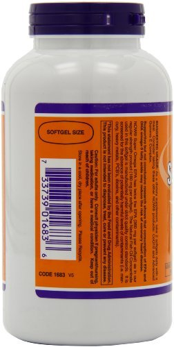 NOW Foods Super Omega EPA, 360 EPA/240 DHA Double Strength, 240 Softgels (Pack of 3) by NOW Foods (Image #7)