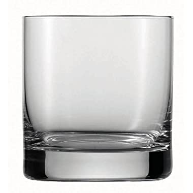 Schott Zwiesel Tritan Crystal Glass Iceberg Barware Collection Old Fashioned Cocktail Glass, 13-1/2-Ounce, Set of 6