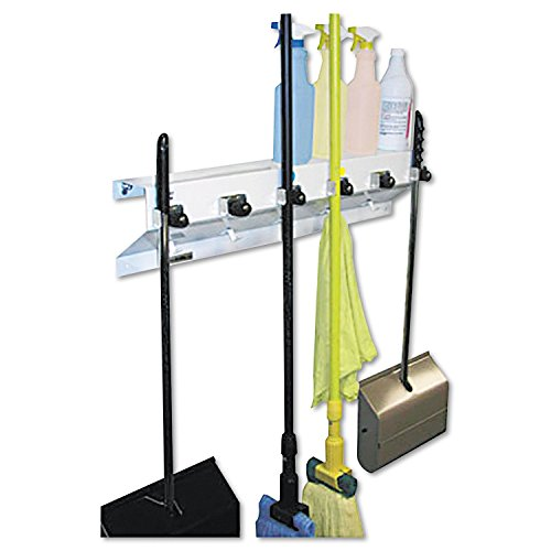 - Ex-Cell - The Clincher Mop & Broom Holder, 34