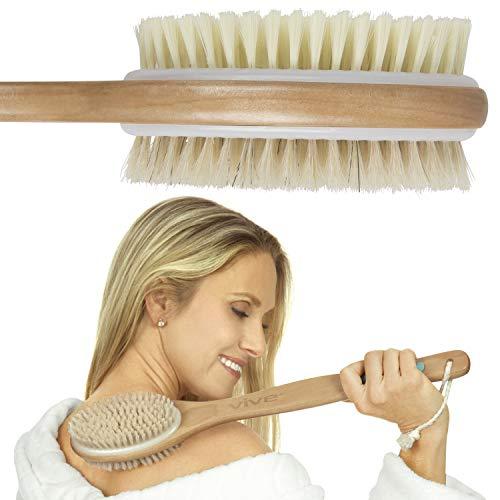 Vive Shower Brush Dry