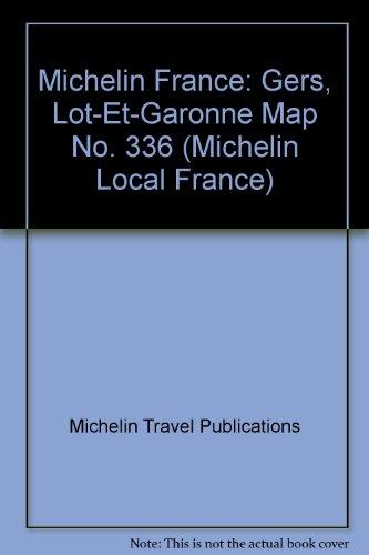 carte de france routière pdf Carte routière : Gers   Lot et Garonne, N° 11336 Cartes LOCAL