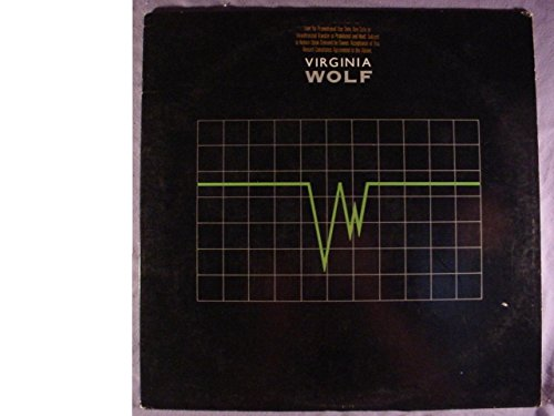 Virginia Wolf Mint / NM Self Titled Radio Station Promo Issue Stereo Lp - Virginia Wolf - Atlantic Records 1986