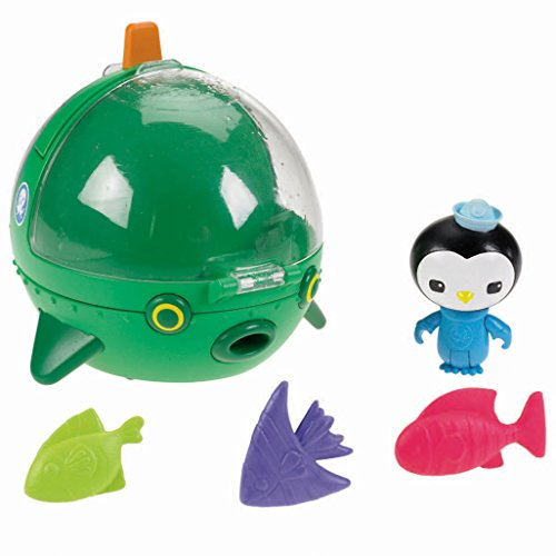 Fisher-Price Octonauts Gup-E & - Junior Nick Asia