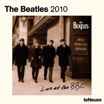 The Beatles 2010. Broschürenkalender: The Official Calendar