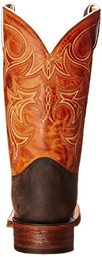 Boot Miel Men's Justin Bent Crazy Riding 11 Inch Valance Boots Rail Cowhide 01nZwRfq