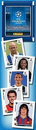 Panini 2009-10 UEFA Champions League Stickers (Box of 50 Packs) (2009 Panini)