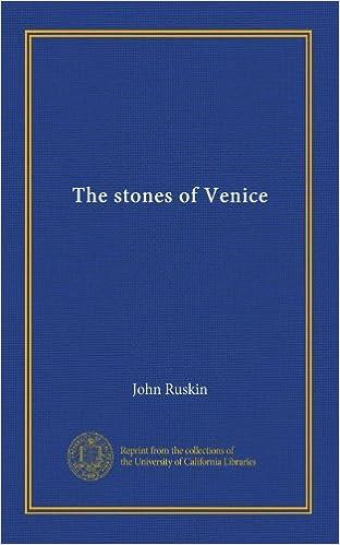 The stones of Venice (v.2)
