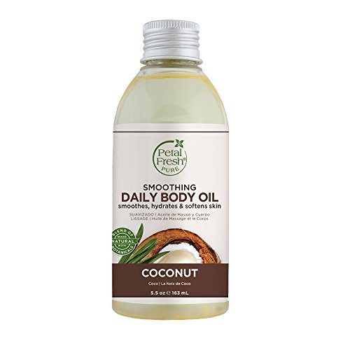 Petal Fresh Body Oil, Coconut, 5.5 Fluid Ounce