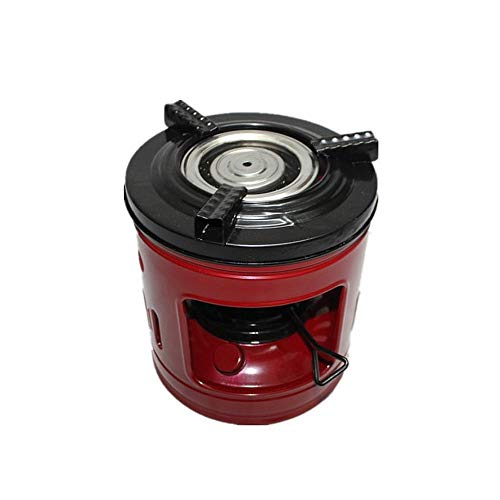 cherrysong 1.5L Portable Indoor/Outdoor Kerosene Heater Stove, Camping Stove, Kerosene Stove Burner Camping Oil Heaters, Big Power Windproof Camping Stove