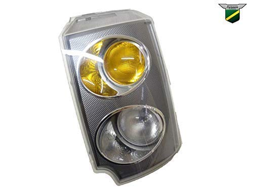 Land Rover New Genuine Front Left Indicator Side Lamp Light XBD000053: