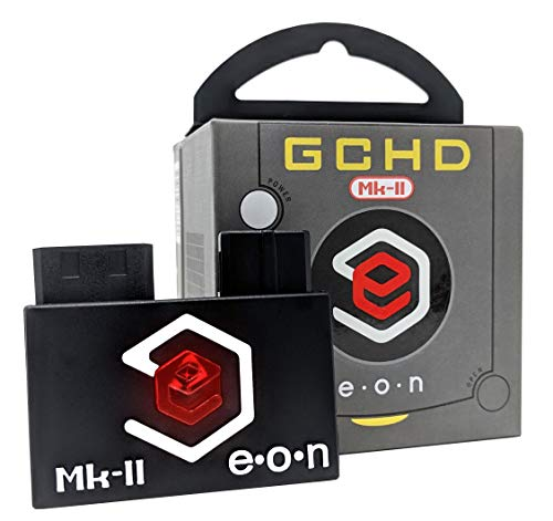 GCHD Mk-II | GameCube HDMI Adapter (RGBlack)