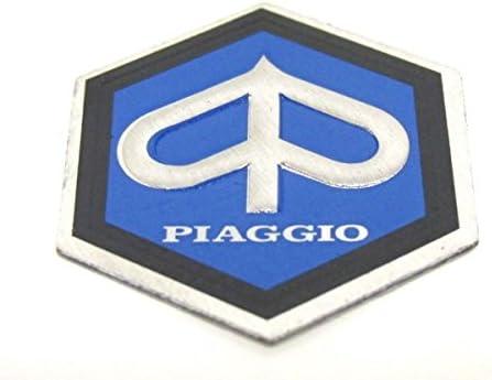 /Beverly Free Hexagon Liberty NRG Sfera AMZ Zip Roller Scooter # 68 Piaggio Logo Emblema adhesivos 26/mm/