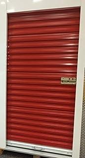 Charmant DuroSTEEL JANUS 4u0027x7u0027 Mini Storage 650 Series Metal Roll Up Door Hardware