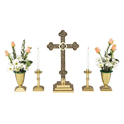 22 Altar Set Includes SB4510 SB4511 and SB4512 by US Gifts